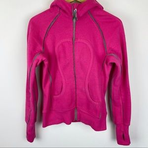 Lululemon Scuba Hoodie Special Edition Pink Size 4